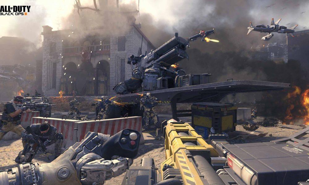 Gameplay de COD Black Ops 3