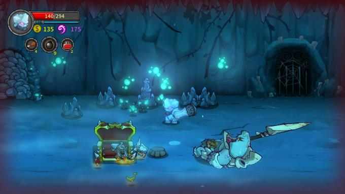 Gameplay de Lost Castle Online The Old Ones Awaken PC