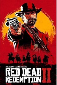 RED DEAD REDEMPTION 2 2020