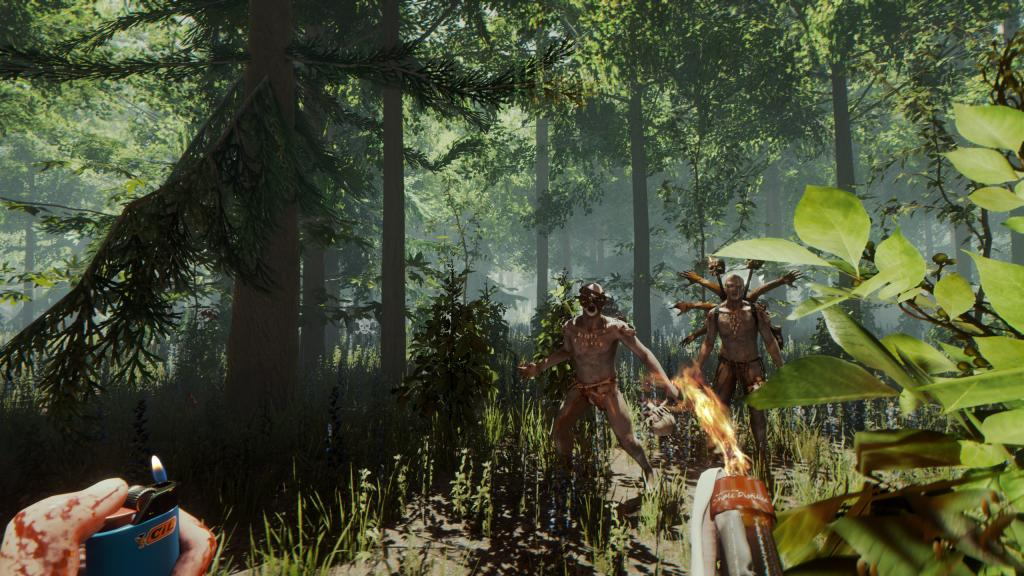 The Forest Online Gameplay PC