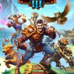 Torchlight 3 Cover PC