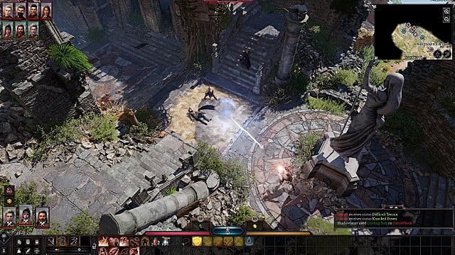 Gameplay de Baldur's Gate 3 para PC 2020 Español