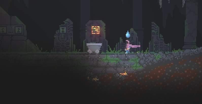 Noita Gameplay pc