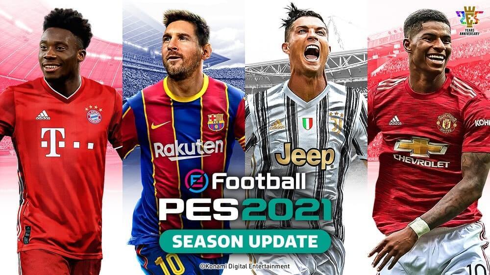 Efootball Pes 2021 PC