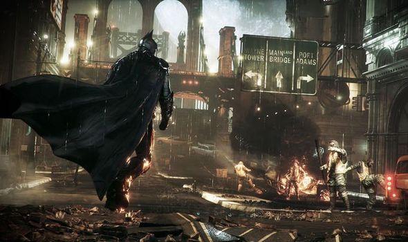 Gameplay de Batman Arkham Collection para PC