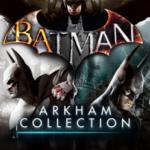 Cover de Batman Arkham Collection PC