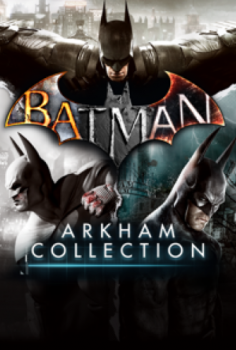 BATMAN ARKHAM COLLECTION 2020