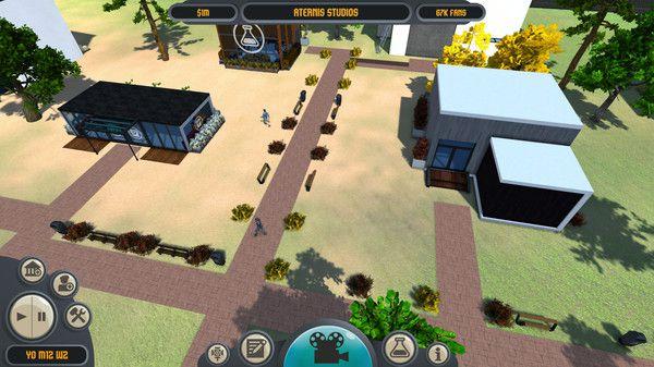 Filmmaker Tycoon Gameplay PC