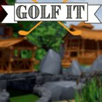 Golf it Online Cover PC