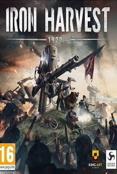 IRON  HARVEST RUSVIET REVOLUTION
