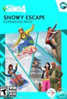 LOS SIMS 4 SNOWY ESCAPE