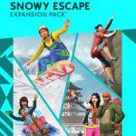 Los Sims 4 Snowy Escape Cover PC