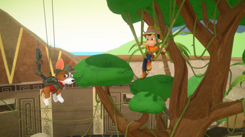 Gameplay Español PC de Paw Patrol Mighty pups