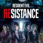 Resident Evil Resistance Cover PC