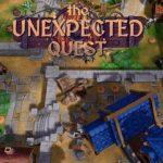 Cover de The Unexpected Quest PC
