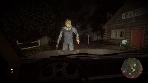 Friday the 13th the game gameplay pc español