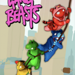 Gang Beasts Cover PC