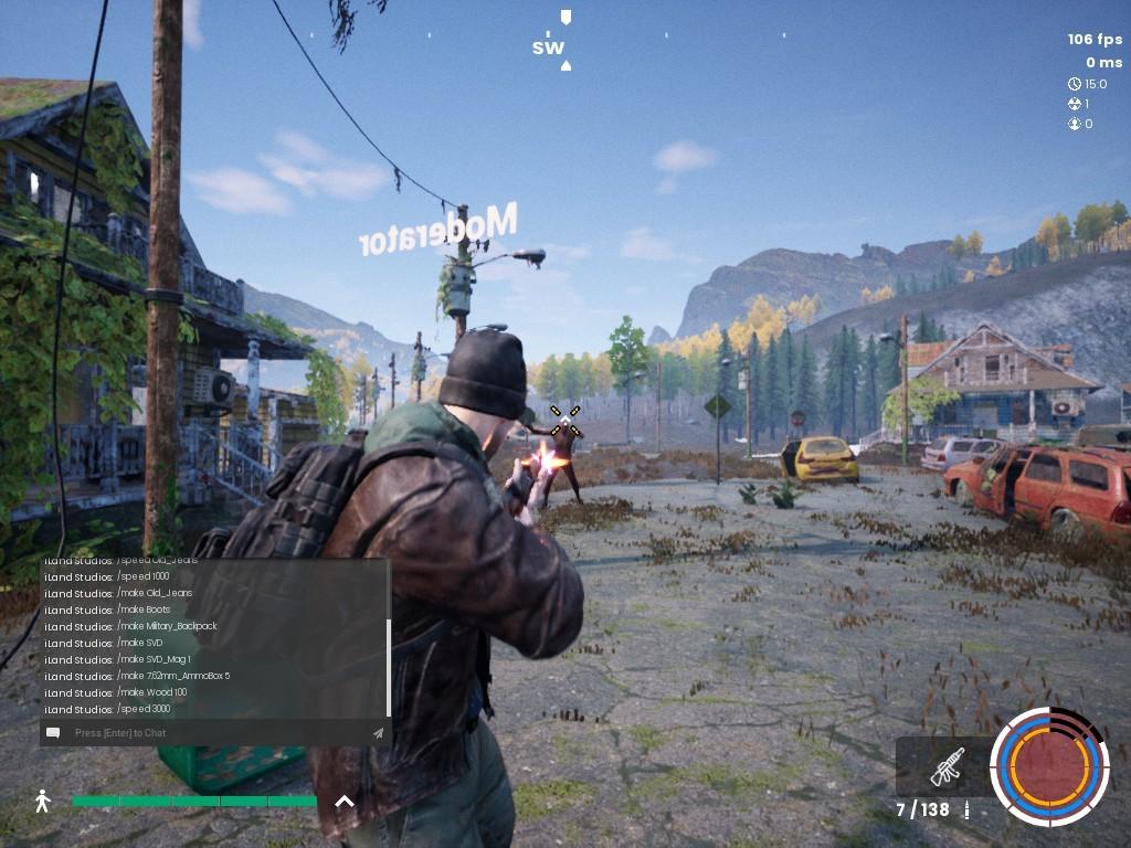 Last Hope on Earth Gameplay PC