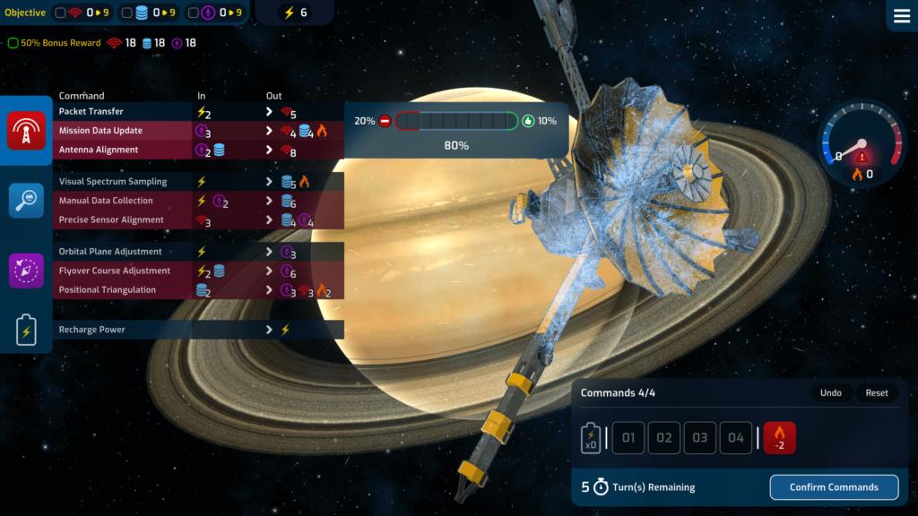 Gameplay de Mars Horizon PC