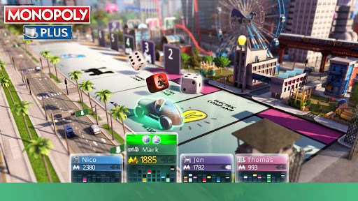 Monopoly Plus Gameplay