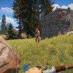 Gameplay de Rust Online PC