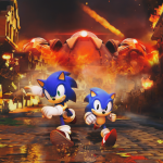 Gameplay de Sonic Forces PC