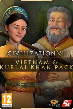 CIVILIZATION VI ONLINE VIETNAM Y KUBLAI KHAN