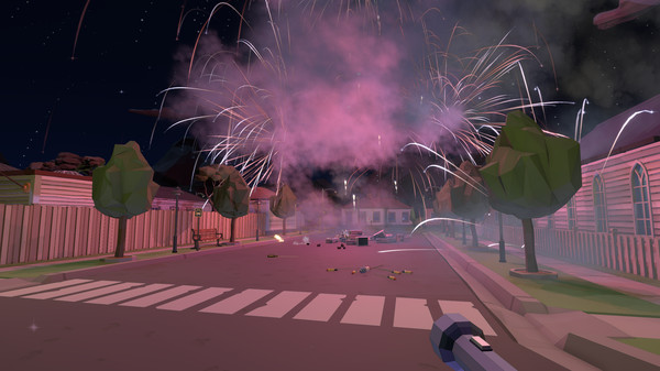 Gameplay de Fireworks Mania PC