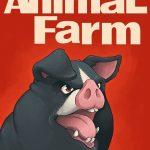 Orwells Animal Farm Cover Juego PC
