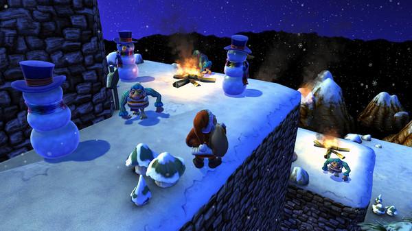 Gameplay de Santa Claus in Trouble HD 2020