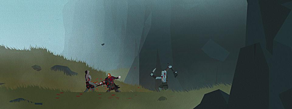 Gameplay de Unto the End PC