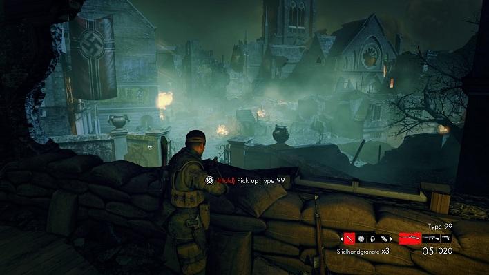 Gameply de Zombie Army Trilogy Online PC