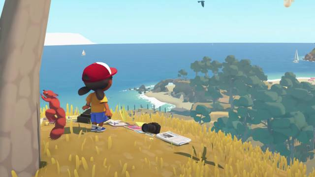 Alba A Wildlife Adventure Gameplay PC
