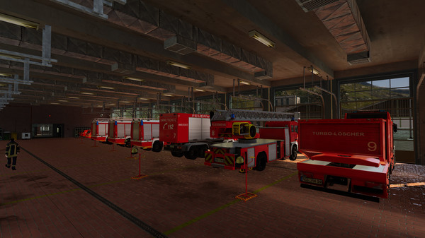 Gameplay de Industrial Firefighters PC