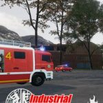 Industrial Firefighters Cover PC