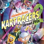 Nickelodeon Kart Racers 2 Grand Prix cover pc