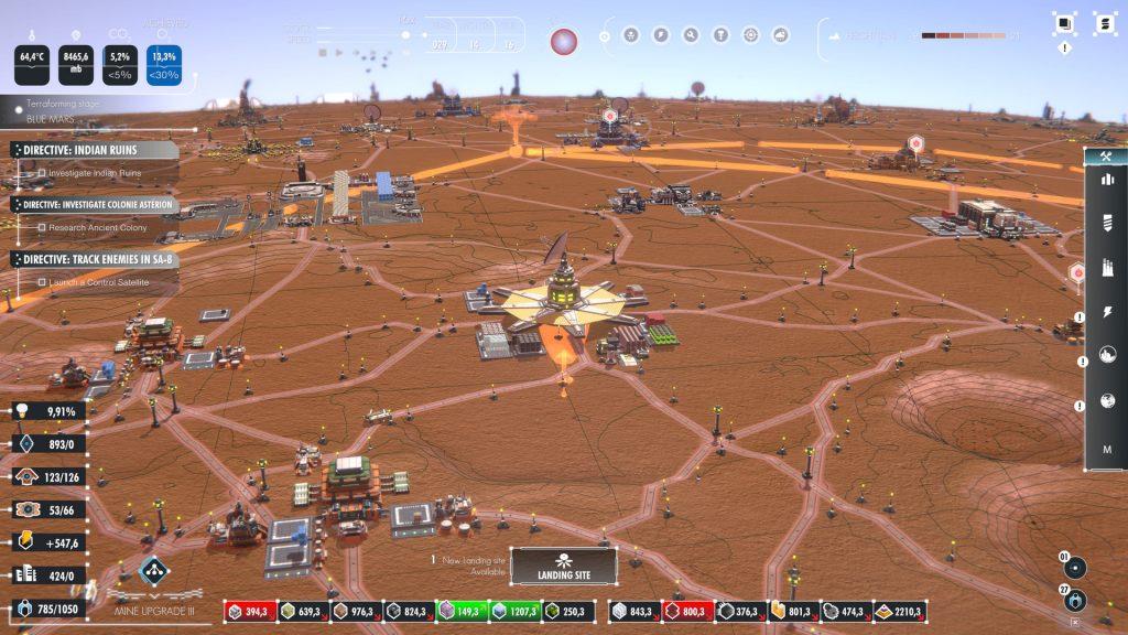 Gameplay de Per Aspera 2020 PC