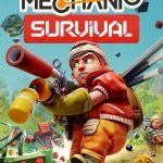 Cover de Scrap Mechanic Survival PC