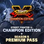 Cover de Street Fighter 5 champion season 5