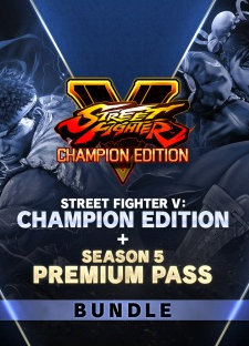 STREET FIGHTER V – CHAMPION EDITION SEASON 5 PASS