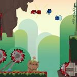 Gameplay de Super Meat Forever PC