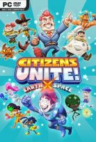 CITIZENS UNITE! EARTH X SPACE