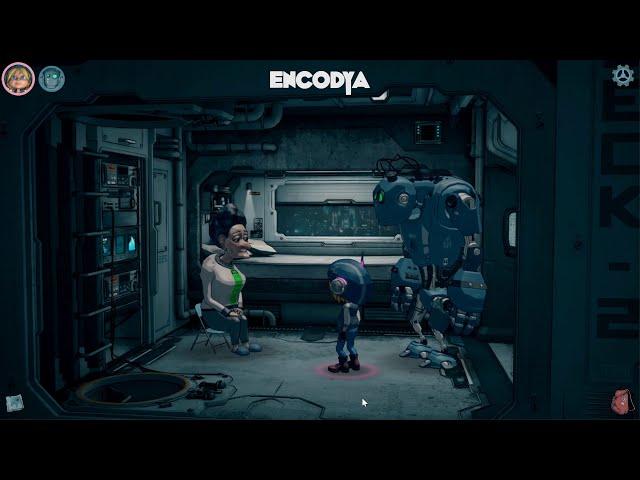 Gameplay de ENCODYA para pc