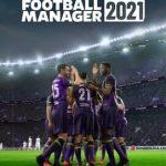 Cover de Football Manager 2021 PC