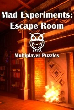 MAD EXPERIMENTS ESCAPE ROOM ONLINE
