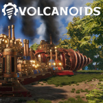 Cover de Volcanoids online pc