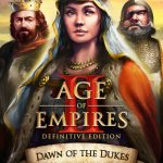 Cover de AoE II Definitive Edition dawn dukes pc