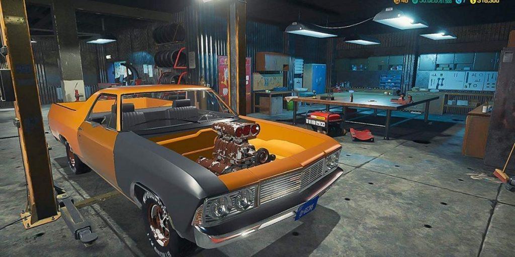 Gameplay de Car Mechanic Simulator 2018 pc