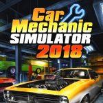 Cover de Car Mechanic Simulator 2018