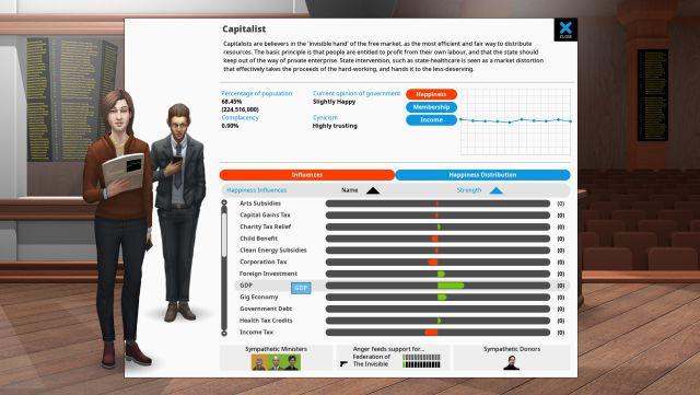 Gameplay de Democracy 4 Spain para PC